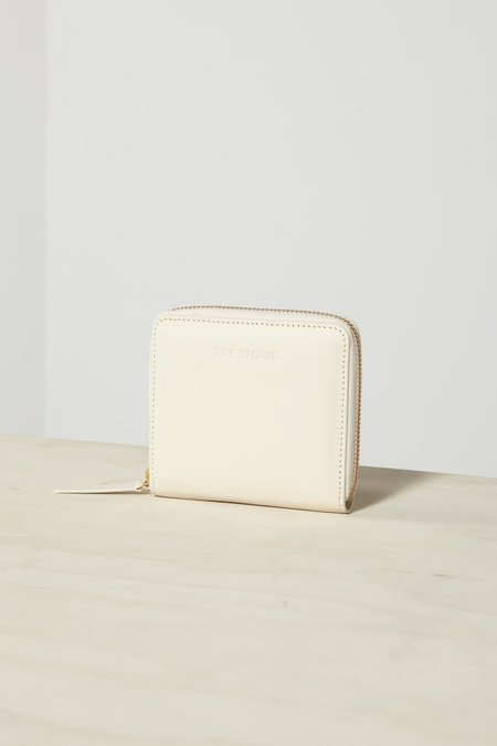 The Stowe Square Wallet - Marfil