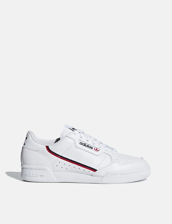 Adidas Continental 80 Trainers - White