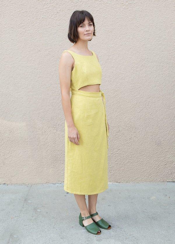 Samantha Pleet Tulip Dress