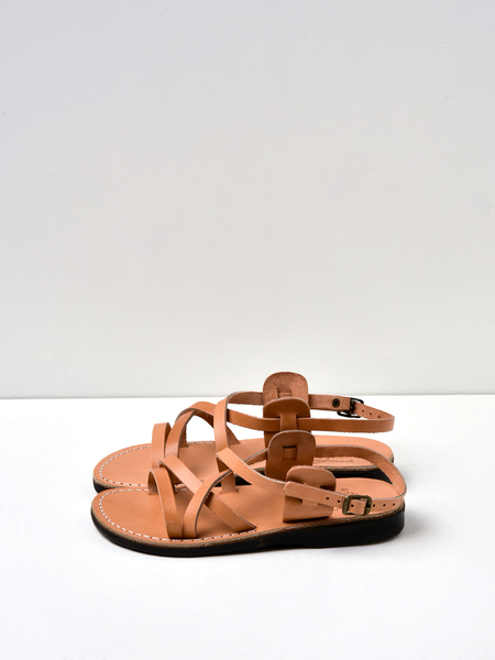 Jerusalem Sandals W. TZIPPORA SANDAL - Tan