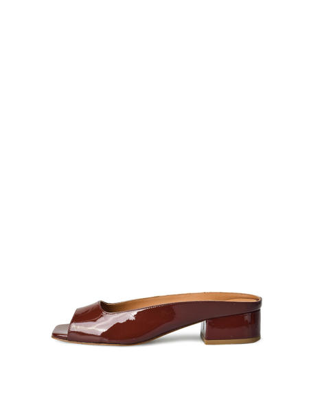 BY FAR Irina Sandal - Brown
