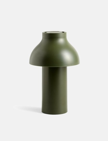 Hay PC Portable Lamp - Olive Green