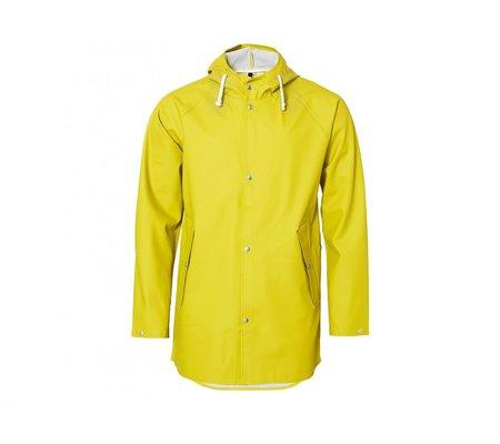 Elka Rainwear Sonderby Classic PVC Jacket - Buttercup Yellow