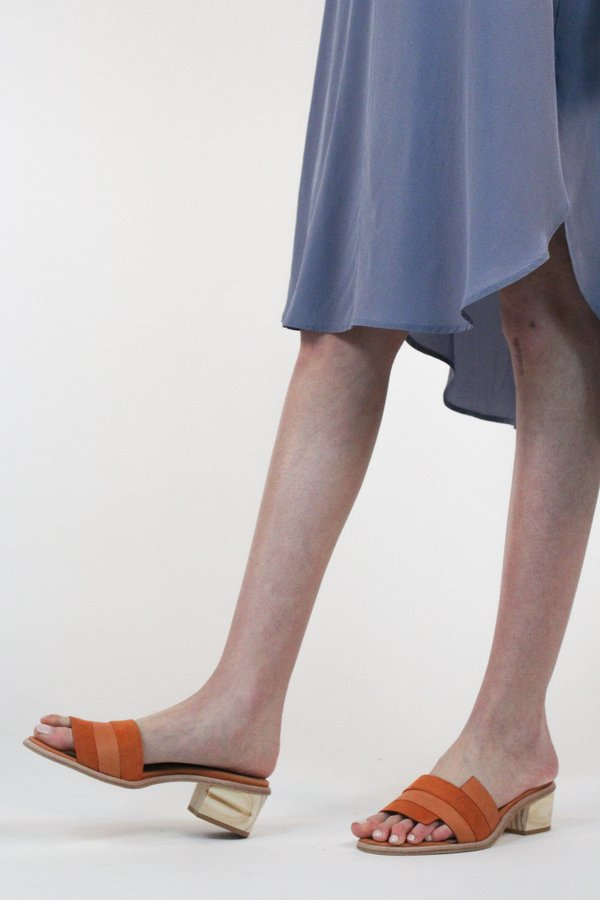 Wal & Pai Morage sandal - apricot