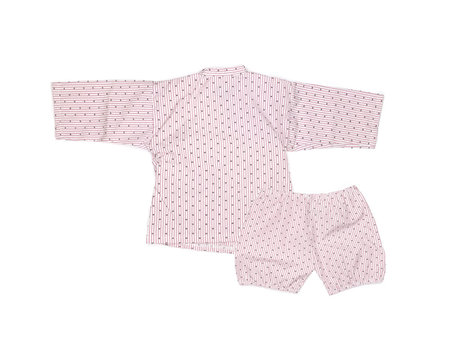 kiboro Madras Set - pink