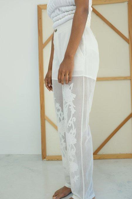 Rachel Comey Escapade Pant - Off White