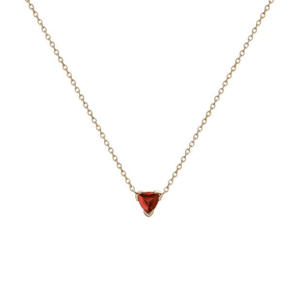 Shahla Karimi Birthstone Necklace - 14K Gold