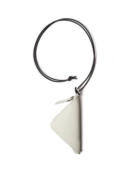 Yohji Yamamoto Leather Key Bundle - White