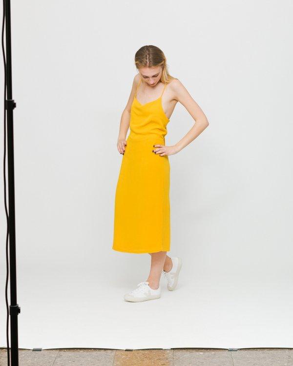 Rita Row Anna Dress - Yellow