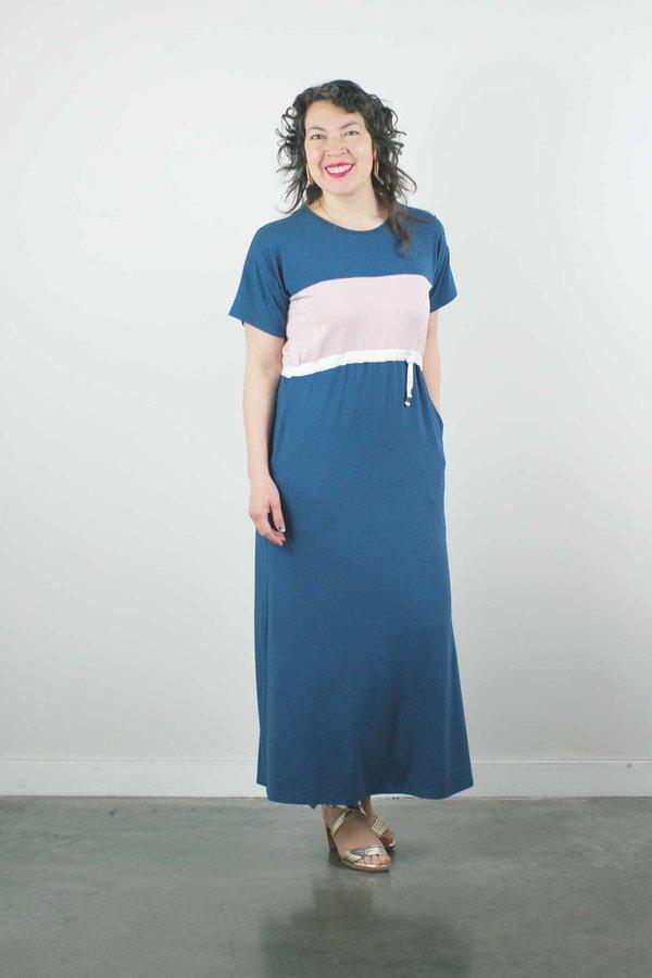 Body Bag Staten Dress - Blue