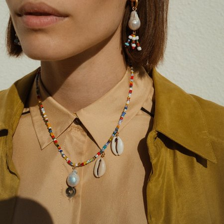 Éliou Paxi Necklace
