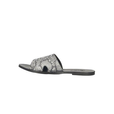 CARTEL Abata Slide Sandal - Snake