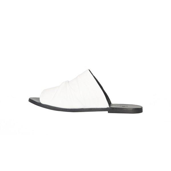CARTEL Abril Slide Sandal - White