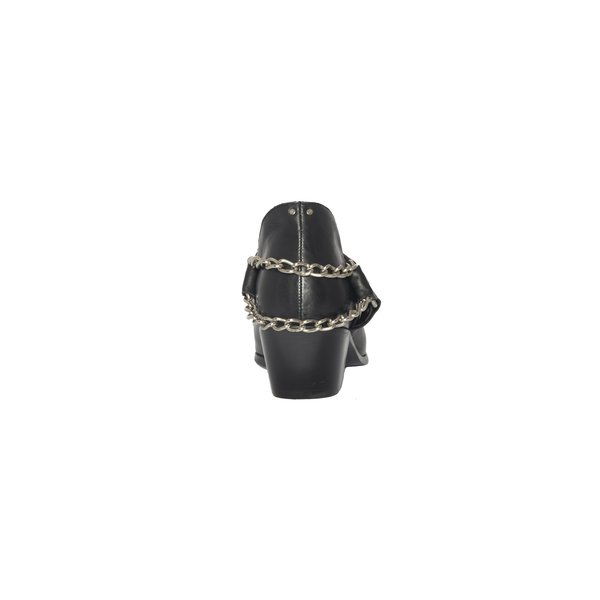 CARTEL Lupe Bootie - black + chain