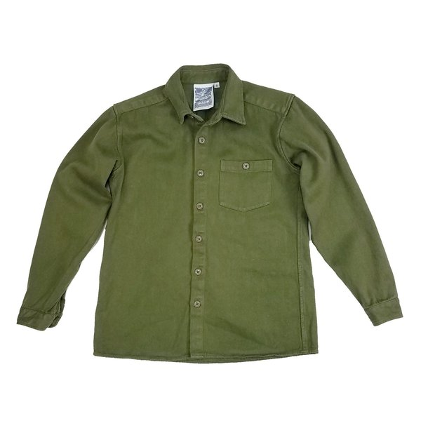 Unisex Jungmaven Topanga Shirt - Supply Green