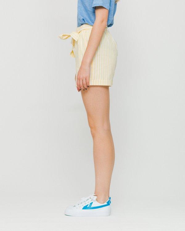 Minimum 4061 Shorts - Lemon Drop