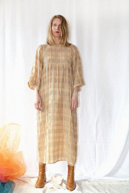 Colorant EMERY DRESS - GOLDENROD