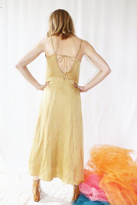 Colorant Nico Dress - Goldenrod