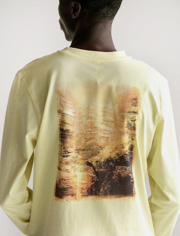 Cottweiler Journey Long Sleeve T-Shirt - Yellow