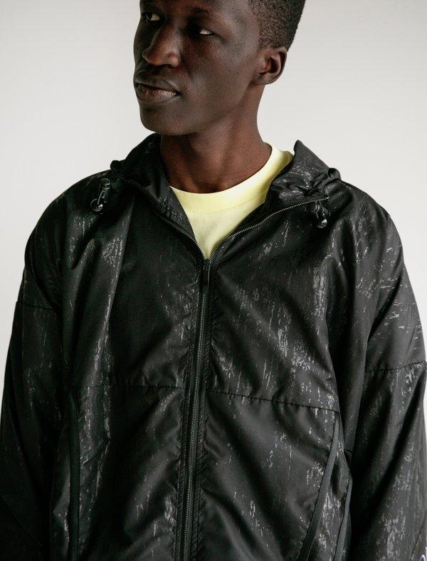 Cottweiler Lotus Hooded Jacket - Black
