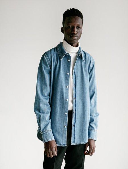 Calvin Klein 205W39NYC Denim Jaws Shirt