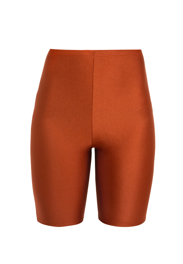 Harriet cycling shorts - Cacao