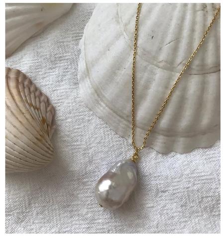 VAYU Baroque Pearl Necklace