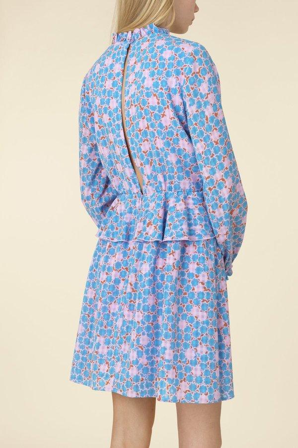 STINE GOYA Christine Dress - Stardot print