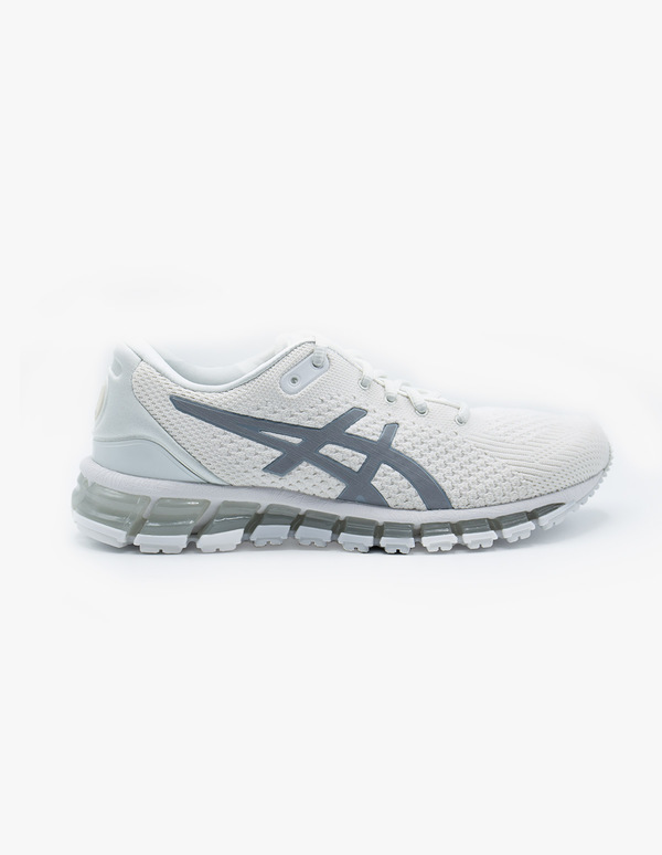 official photos 25ed8 3e34a ASICS Gel Quantum 360 Knit 3 SNEAKER - Glacier Grey/White on Garmentory