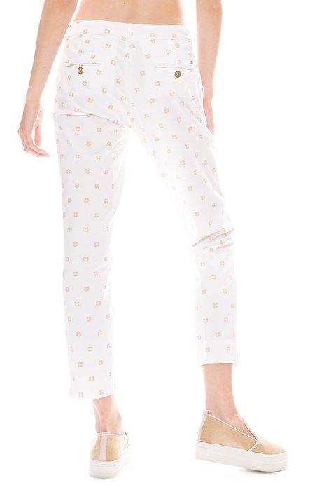 Masons Trouser Pants - Cherry Print