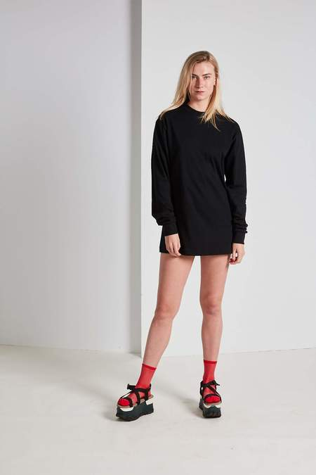 Camber Tall Long Sleeve Tee - Black