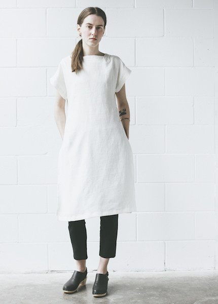 Sunja Link - Tunic in Ivory