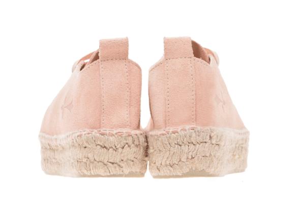 Manebi Hampton Sneakers - Pastel Rose
