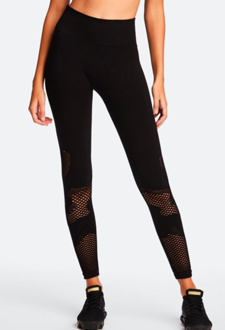 ALALA CAMO SEAMLESS TIGHT - BLACK