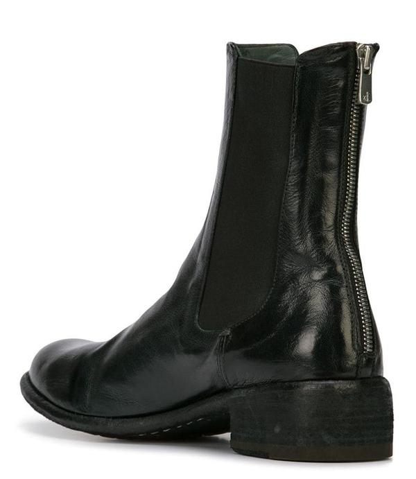 Officine Creative French Mover 017 Leather Boot - Lison