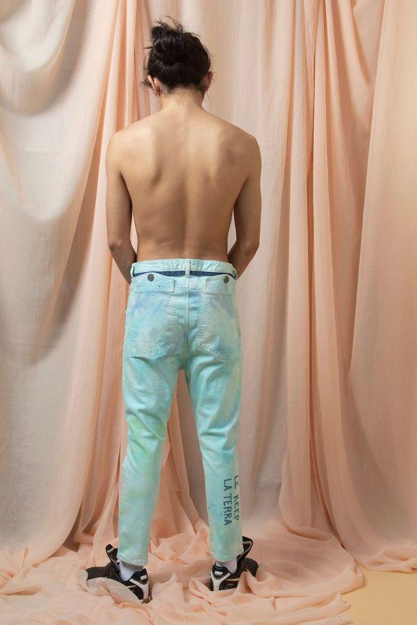 l'equip La Terra W10 Wash Jeans