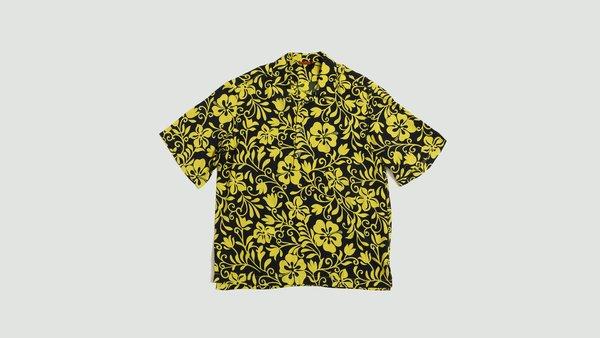 Barena. Mola Ibisco Shirt - Limone