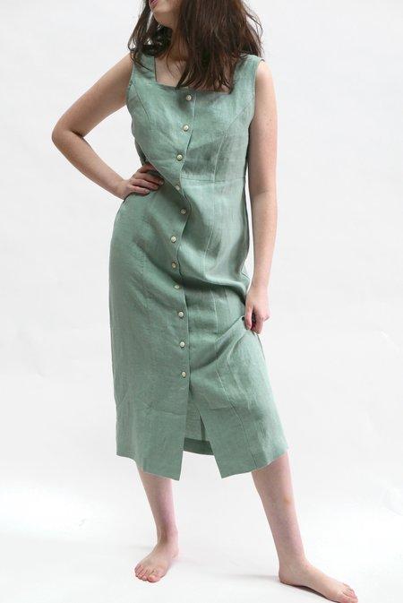 Ilana Kohn Ginny Dress - Jade