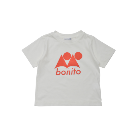 KIDS East End Highlanders Bonito T-Shirt - WHITE