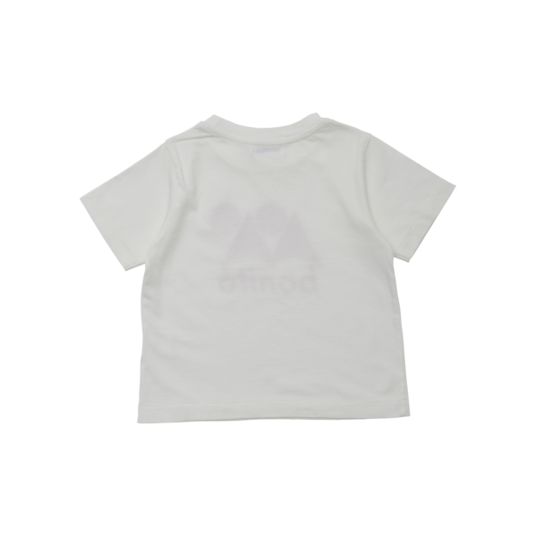KIDS East End Highlanders Bonito T-Shirt - WHITE