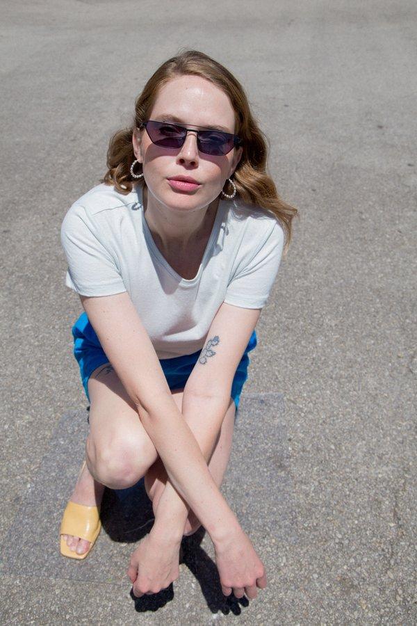 Le Specs Electricool Sunglasses - Matte Black