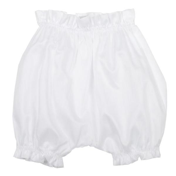 Kids Makié Swiss Cotton Bloomers - White