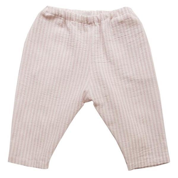 KIDS Makié Skylar Pants - Red Stripes