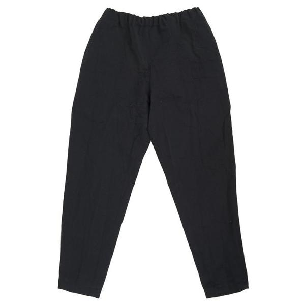 Makié Miranda Cotton And Linen Pants - Black