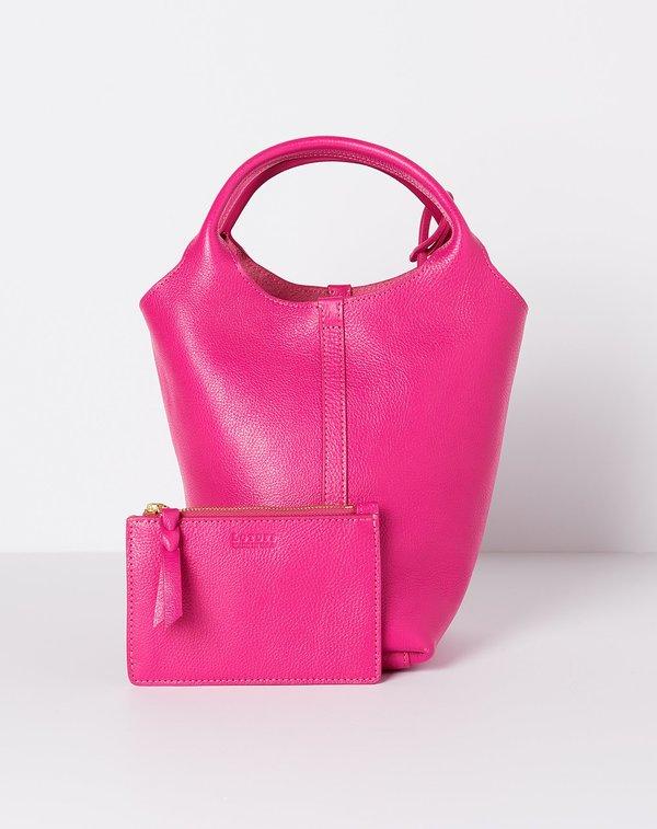 Lotuff The One Piece Handbag - Magenta