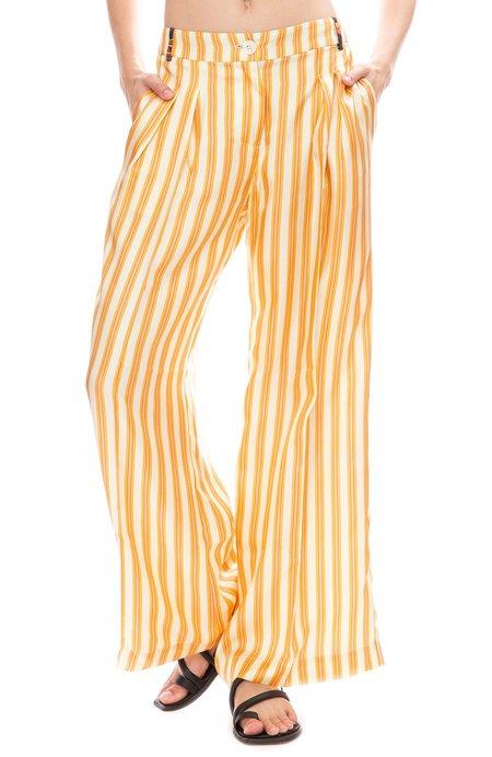 La Prestic Ouiston Luca Pants - Rayure Prestic
