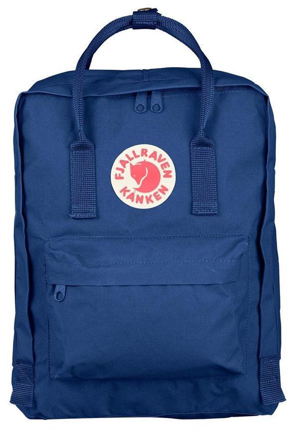 Kids Fjallraven Kanken Bag - Deep Blue
