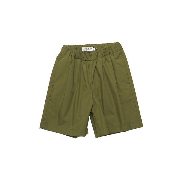 unisex kids East End Highlanders Bermuda Short - Olive