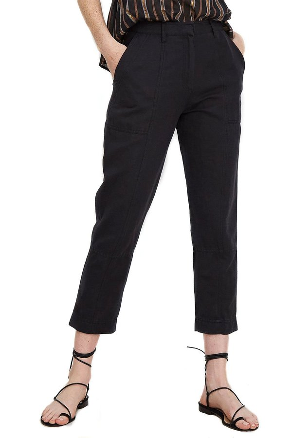 Apiece Apart Palma Chill Pant - Black