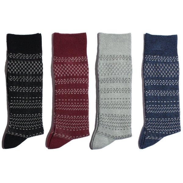 N/A For The Squad 4 Pack Socks